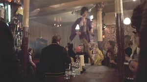 A scene from the 1970 film Goodbye Gemini